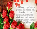 renewilly feliz cumpleaños mama