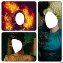 Katniss Johanna Effie Hunger Games
