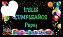 cumpleaños papa