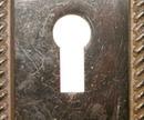 buraco da fechadura