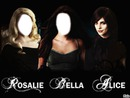 rosalie et bella