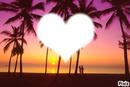 coeur soleil