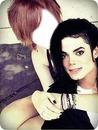 Michael & Paris