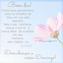"Feliz Domingo! By""Maria Ribeiro"""