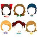 6 filles