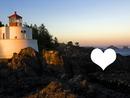 le phare de l'amour