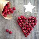 ciliege a forma di cuore