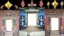 Temple Govinda cadre noir Kâla Bhakti