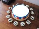 Gâteau d'anniversaire OL