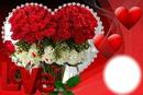 Coeur bouquet