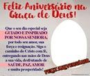 FELIZ ANIVERSÁRIO - Nas Graças de Deus+