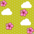 flower clouds
