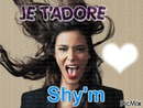 shy'm je t adore!!!