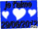 je t'aime 29.06.2012