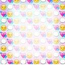 fotomontaje de emoji de 1 persona