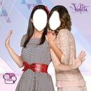 Violetta 2 vilu y fran