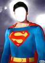 tete de super man
