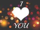 i <3 YOU