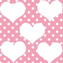 collage de corazon