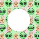 emojis aliens