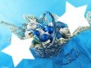 Noel en bleu