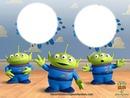 Marcianitos de Toy Story
