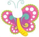 Cara de mariposa