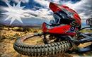Motocross (Casque + roue)