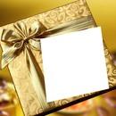 sari hediye paket
