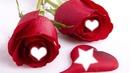 rosas y corazon