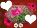 Bonne féte Maman chérie