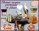 Bonnes vacances en Alsace