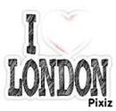 i love <3 london