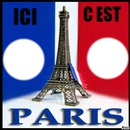 ICI C EST PARIS tour effeil