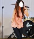 Séléna Gomez sur scène