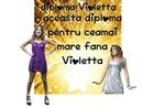 diploma Violetta
