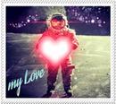 my Love im Weltall