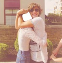 Harry styles hug.