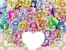 Pretty Cure All Star New Stage