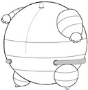 Inflated Astronaut