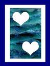 Pleine mer-cadre 2 photos .