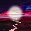 coucher de soleil swag