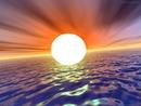 por do sol 1 foto