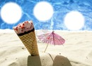 PLAGE GLACE