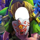 zelda majora's mask link