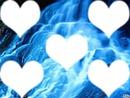 coeur de cascade