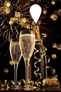 goutte de champagne