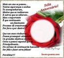 """Feliz Niver!! By""""Maria Ribeiro"""""""