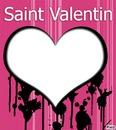 """14 février """" C'est la st Valentin"""""""