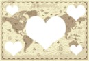 Carte du coeur